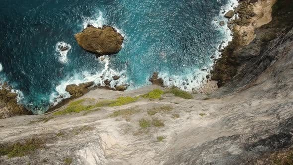 Thumbnail for Cliffs at Nusa Penida, Bali, Indonesia