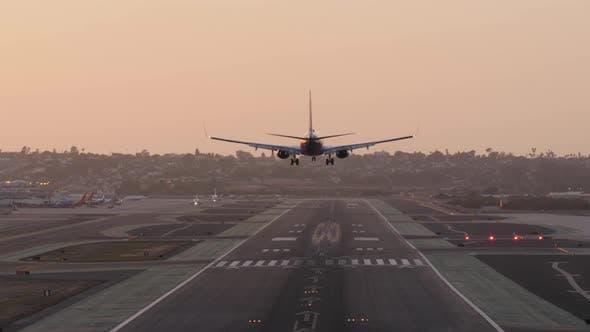 Thumbnail for Landing Plane