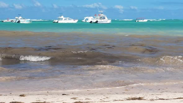 Thumbnail for Caribbean Destinations with Boats in the Sea, Perfect Getaways. Dominican Republic