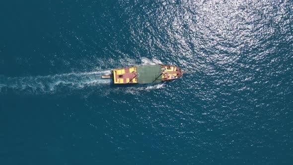 Pleasure Boat Sea Tourism High Blue