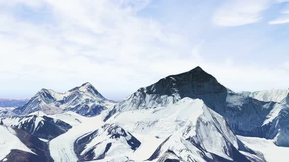 Thumbnail for Himalayas Mount Everest Aerial View