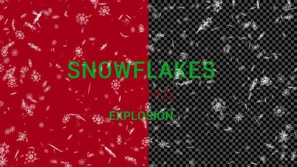 Thumbnail for SnowFlakes Explosion