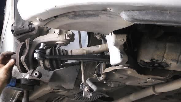 Thumbnail for Auto Repair Master Change Car Bottom Movement Axle