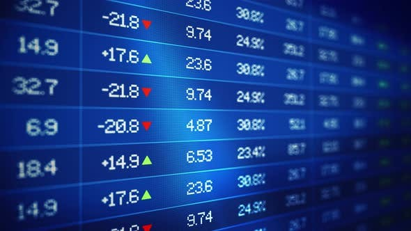 Thumbnail for Stock Exchange Financial Data