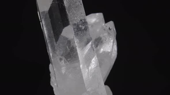 Crystal Cluster Quartz Rock