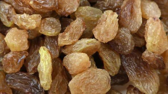 Dry Raisins Food Snack