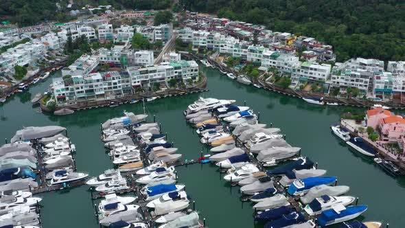 Thumbnail for Hong Kong yacht club in Sai Kung