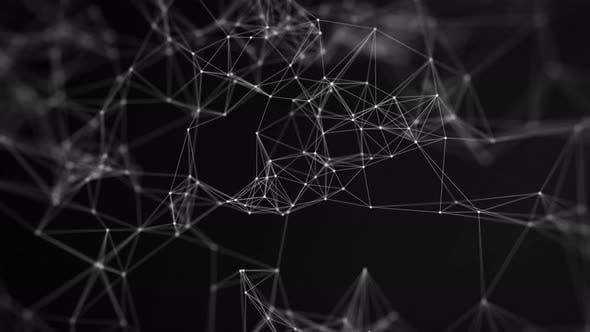 Thumbnail for Animated Plexus Background