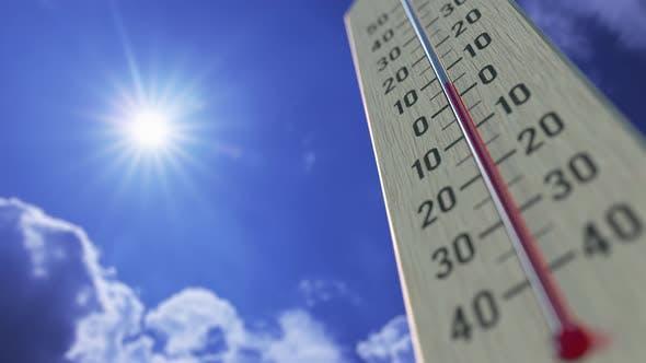 Thumbnail for Temperature Drops To -20 Minus Twenty Degrees Centigrade