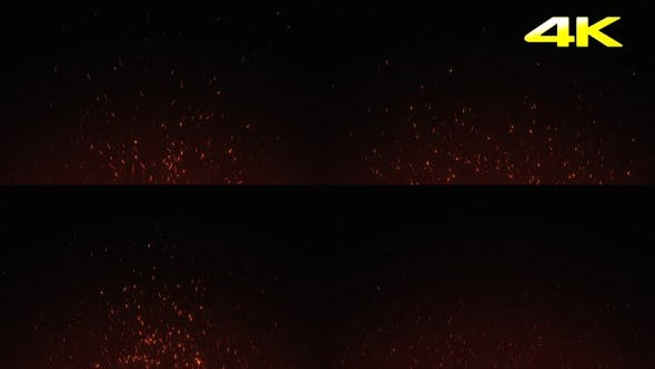 Thumbnail for Fire Particles Sparks - 4 Pack