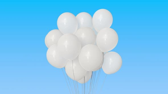 Thumbnail for Making a Bunch of White Balloons