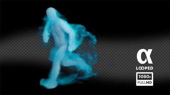 Thumbnail for Smoky Running Man Ver.2