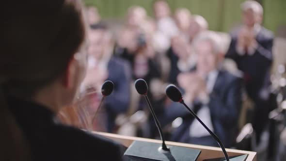 Thumbnail for Start of Great Political Career
