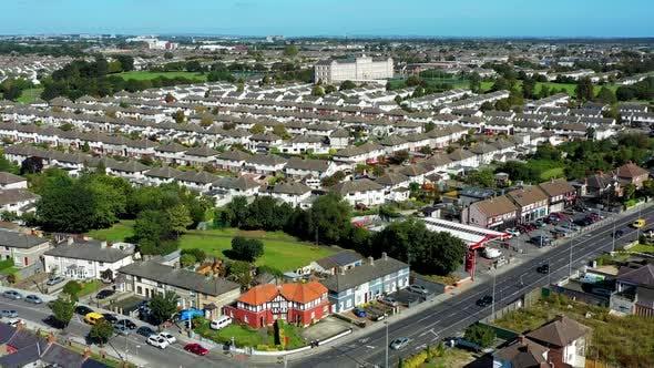 Irish neighborhood