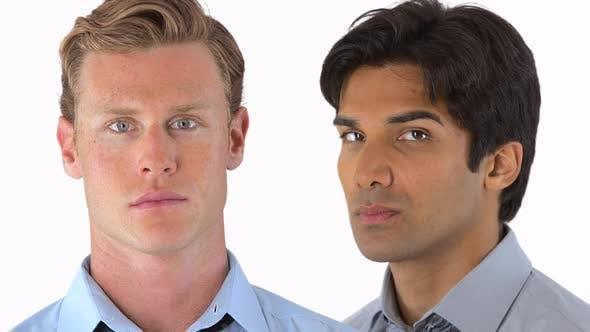 Thumbnail for Geschäftsleute Gesicht Porträts