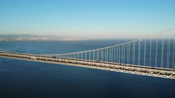 Cover Image for Bay Bridge In San Francisco