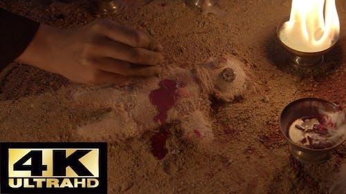 Voodoo Doll Bleeding
