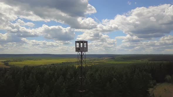 Thumbnail for Fire Tower In The Forest