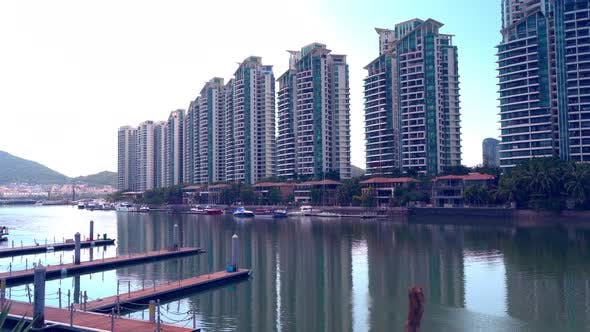 Multi-storey Residential Buildings in China