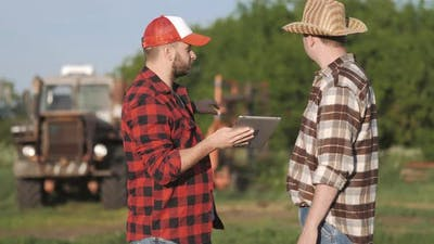 Farming and Technology
