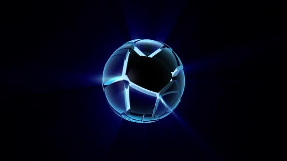3d Light Ball Equalizer