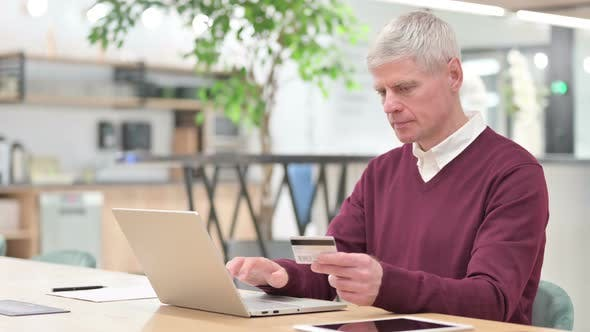 Thumbnail for Businessman Having Online Payment Failure on Laptop
