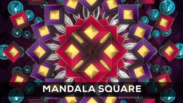 Thumbnail for Mandala Square