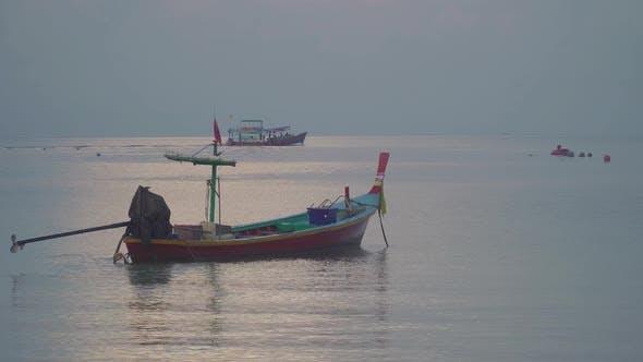 Thumbnail for Smal Boat And Ship