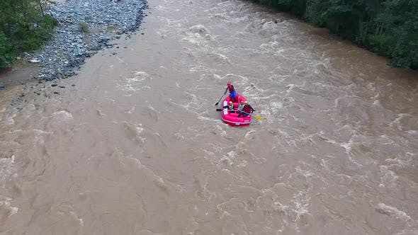 Cover Image for Rafting