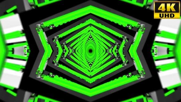Kaleidoscope Vj Loops Pack V79