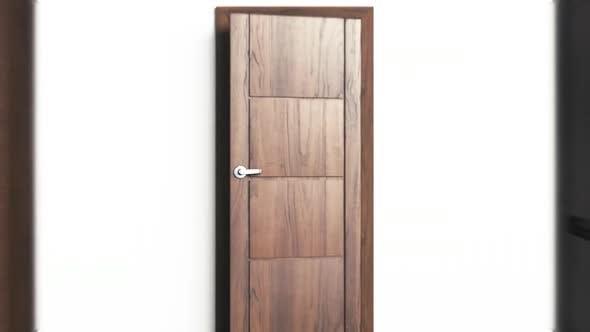 Thumbnail for Infinite Opening Wooden Doors