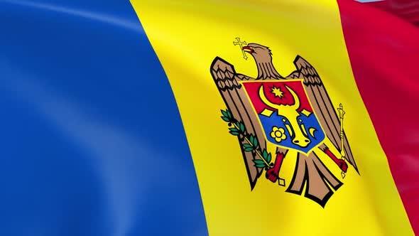 Thumbnail for Moldova Flag