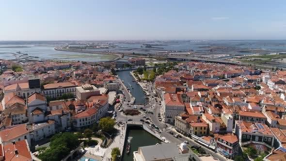 Thumbnail for Historic City Center of Aveiro, Portugal