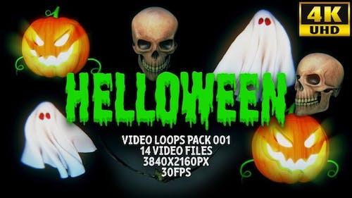 Набор для Видео ков Helloween 001