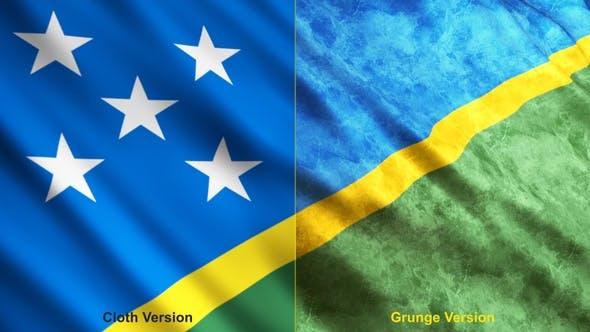 Thumbnail for Solomon Islands Flags