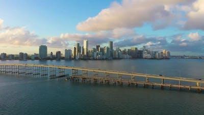 Miami at Sunset