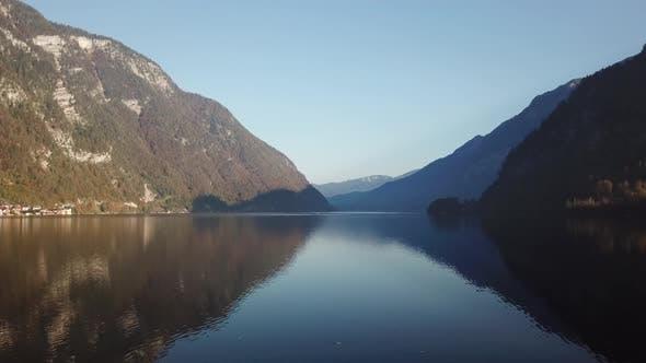 Thumbnail for Hallstaettersee, Hallstätter See, Hallstatt, Salzburg, Österreich, Europa