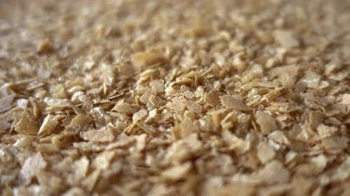 Flakes Of Cereals