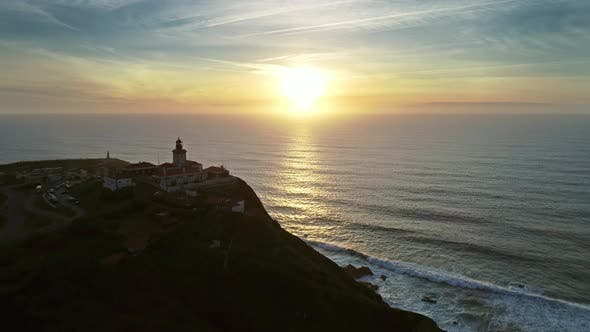 Thumbnail for Lighthouse at Cape Roca in Portugal