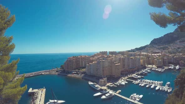 Thumbnail for Boats And Yachts In Monaco Port 2