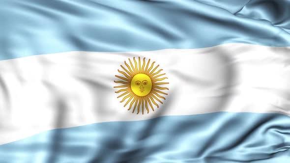Thumbnail for Argentina Flag