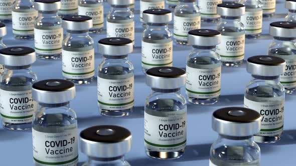 Covid Vaccines / Corona Vaccines Delta Lambda Plus Variant - 4K