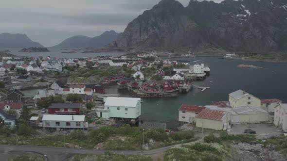 Thumbnail for Houses In The Fjord
