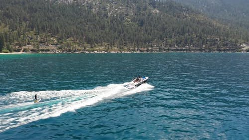 Float Behind Boat