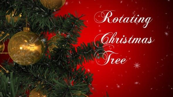 Thumbnail for Rotating Christmas Tree