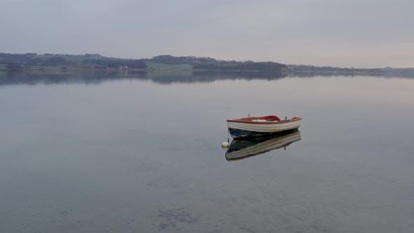 Thumbnail for Rowboat Floating Denmark