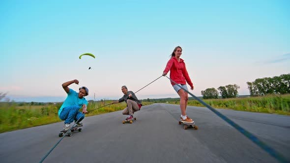Thumbnail for Cool Skaters