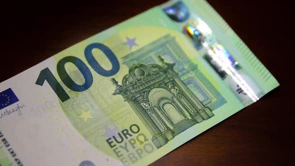 Thumbnail for 100 Euro Bank Note