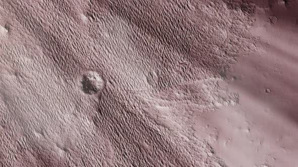 Thumbnail for Martian Surface from Space.