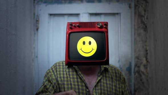 Thumbnail for Happy Emoticon Man